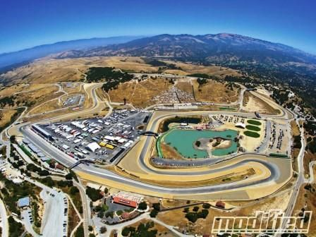 Mazda Raceway Laguna Seca has been the site for the annual Rolex Monterey Motorsports Reunion since 1974. Cars are placed into 10 different categories between 1900 and 1994.