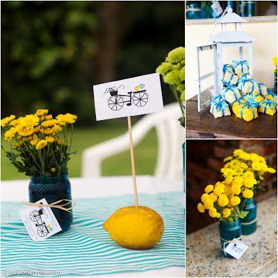 Lá vem a Noiva...: decoração para casamento no campo