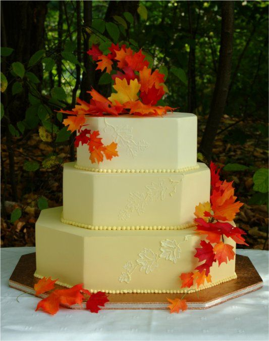 elegant fall wedding cakes 17 best images about fall wedding cakes on 13960