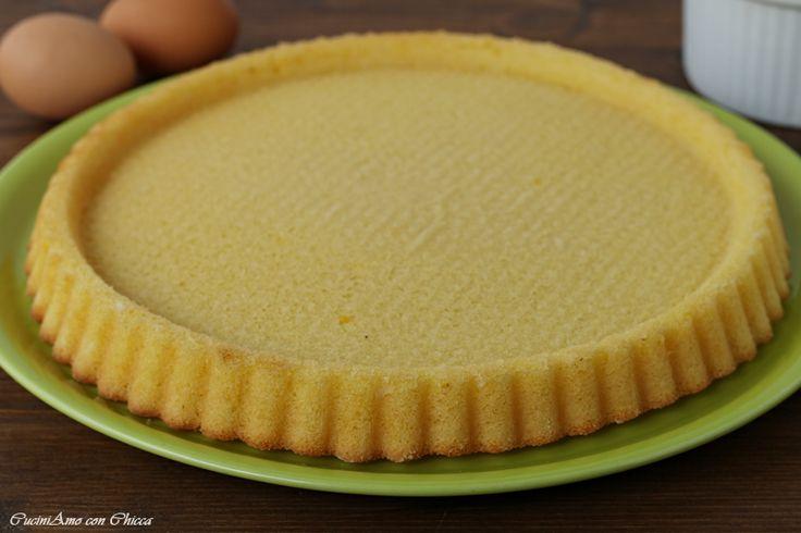 Base per Crostata Morbida Link ricetta --> http://blog.giallozafferano.it/cucinadichicca/base-per-crostata-morbida/