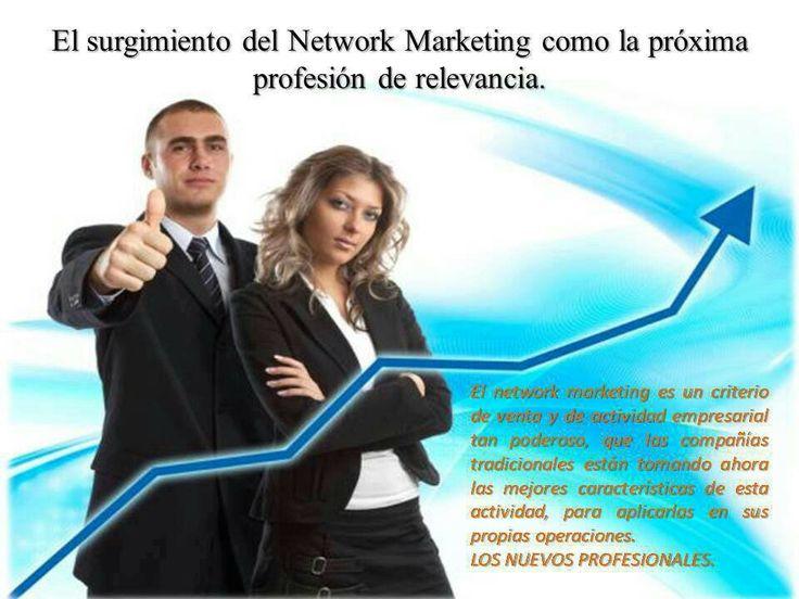 Nuevo Siglo, Nuevas tendencias, el que tenga la información tienes el poder!! Network Marketing  Un Estilo de Vida! ________________ .