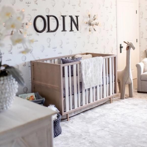 16 Gorgeous Celebrity Baby Nurseries