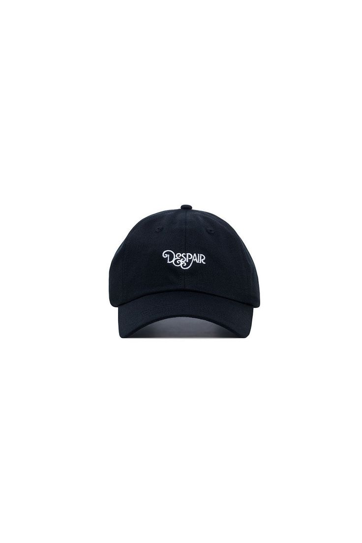 CRSHR Despair Black Dad Hat