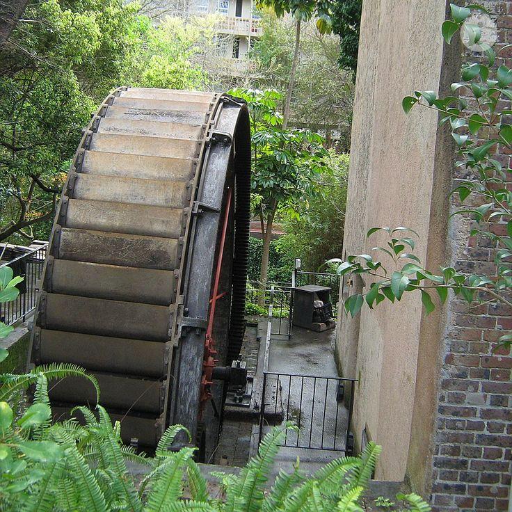 Explore the historic Josephine Mill