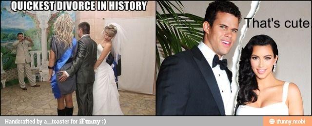 Quick divorce / iFunny :)