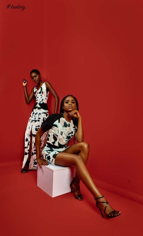 "Womenswear Brand Roksana Debuts New Collection Tagged ""Visual Engagement"""