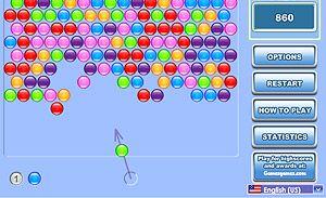 Juegos de burbujas, juegos de burbujas gratis