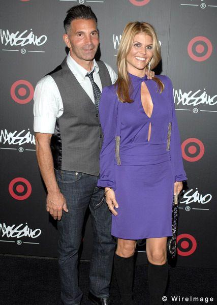 Mossimo Gianulli And Lori Loughlin Target Hosts LA Fashion