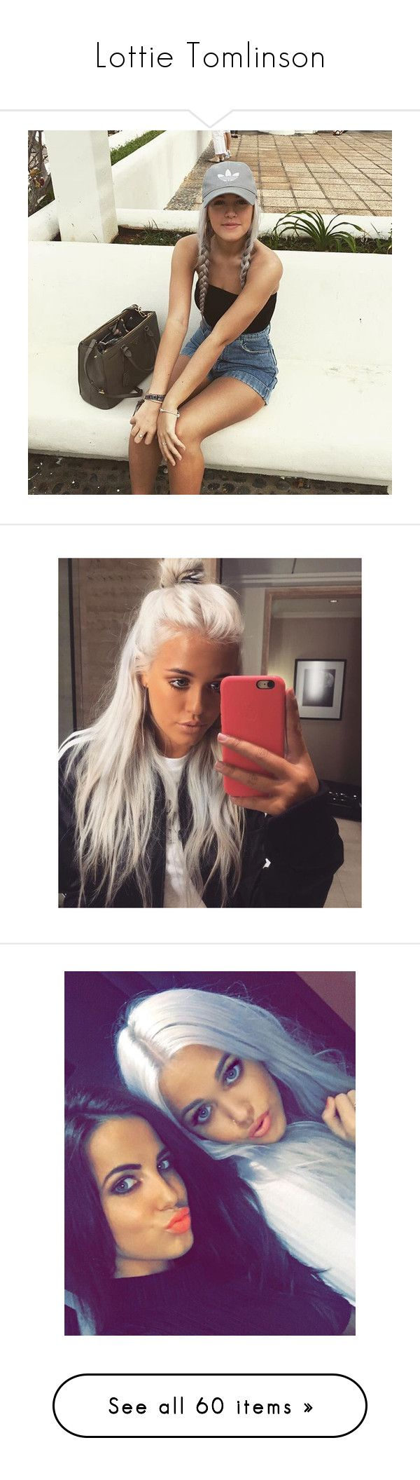 """""""Lottie Tomlinson"""" by croonessii ❤ liked on Polyvore featuring one direction, photo, pics, pictures, lou & lux, 1d family, lou teasdale, sophia, people and fotos"""