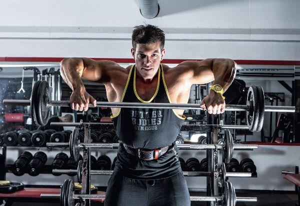 6 tips för Axelträning med Niro de la Rua - Gymgrossisten.com