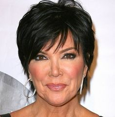 pixie haircut kris jenner - Google Search