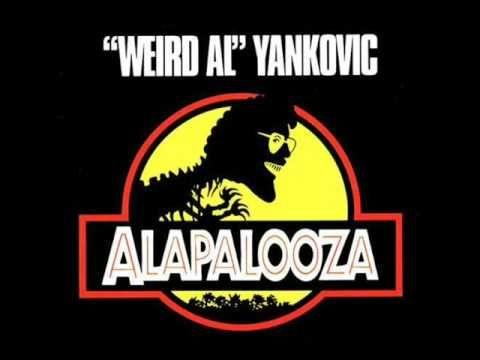 """Weird Al"" Yankovic: Alapalooza - Achy Breaky Song (achy breaky heart - billy ray cyrus)"