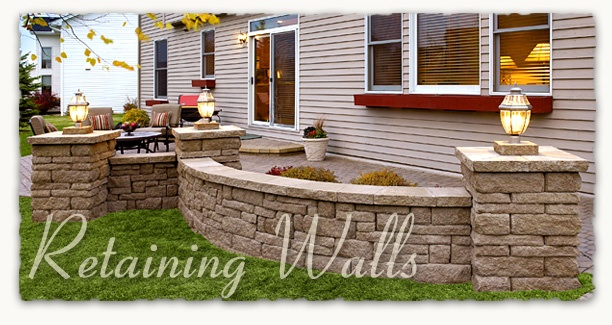 17 best front yard courtyard ideas images on pinterest on retaining wall id=77593
