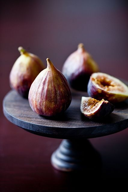 "Fig ""Gateau De Riz"", Miso Salmon & A Refreshing Apricot Cherry ..."