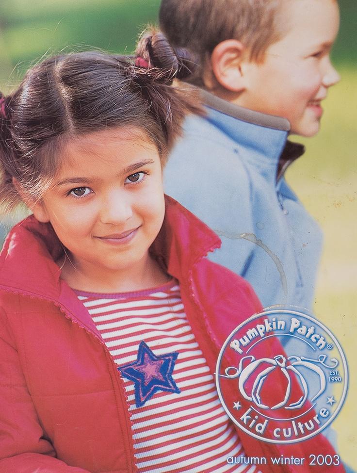 Pumpkin Patch Winter 2003 catalogue