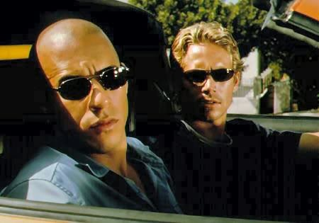 Vin Diesel  Paul Walker. Fast and Furious...the movie that made me really notice him