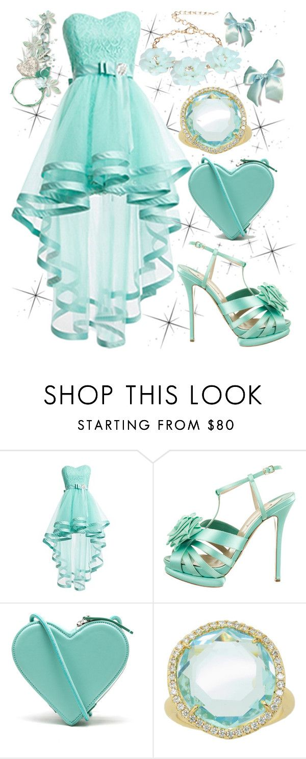 Sweet Sixteen by ellary-branden on Polyvore featuring Nicholas Kirkwood, Christopher Kane and Dettagli