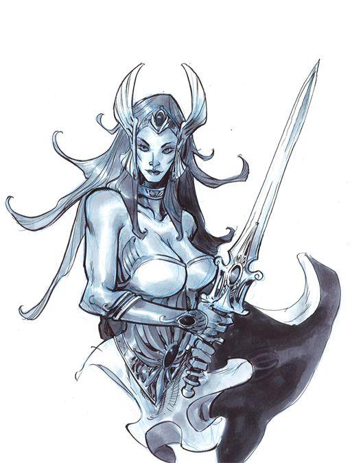 She-Ra: Princess of Power - Eric Canete Comic Art