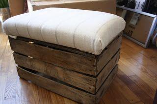 Pingl par simply a box sur diy caisse en bois caisse pommes apple crate pinterest - Caisse apple ...