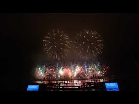 Opening Fireworks Display #China