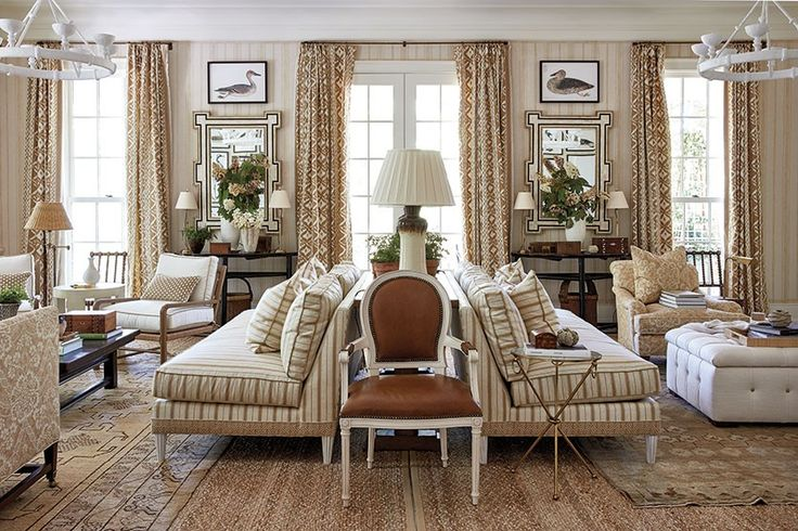 17 best ideas about southern living rooms on pinterest for Mark d sikes dining room