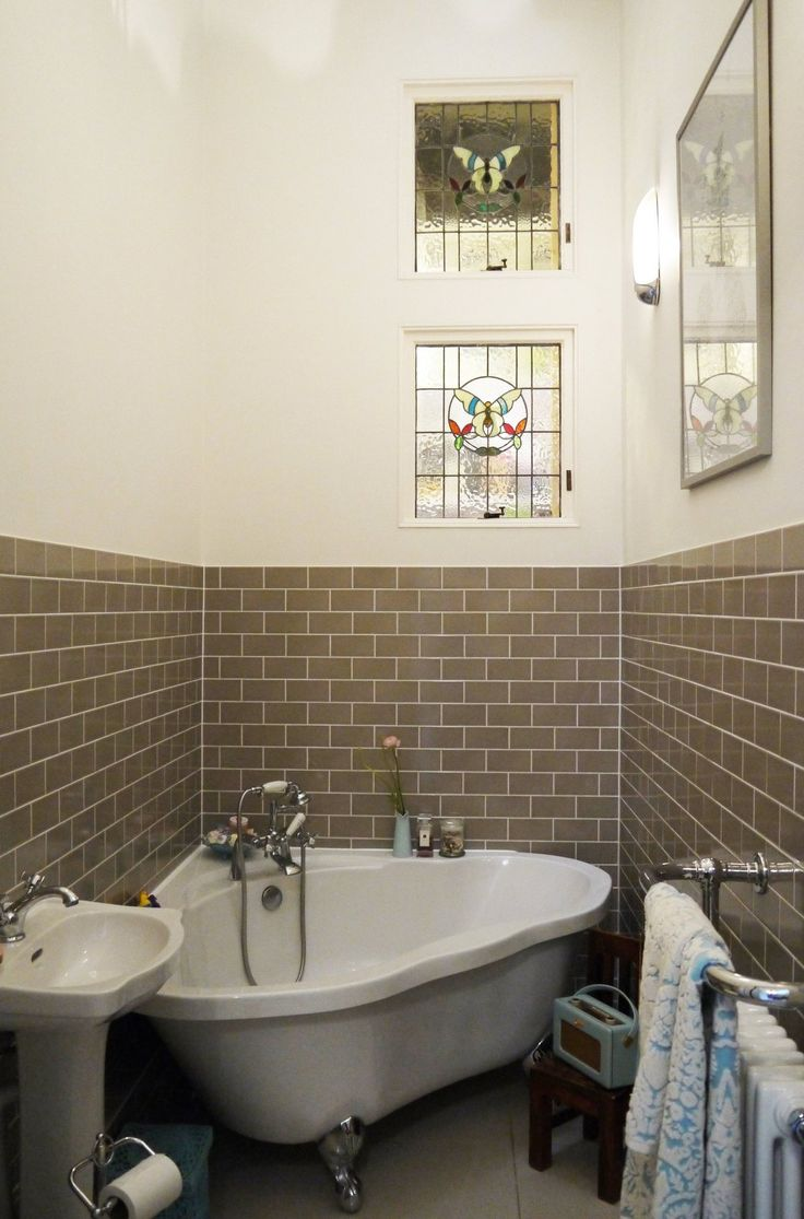 Bathroom designers glasgow - Laura S Bright And Beautiful Victorian Duplex In Glasgow House Tour