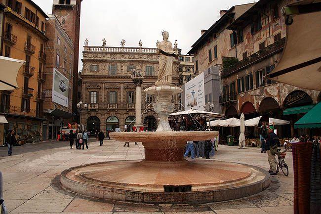 verona ciudad italiana: