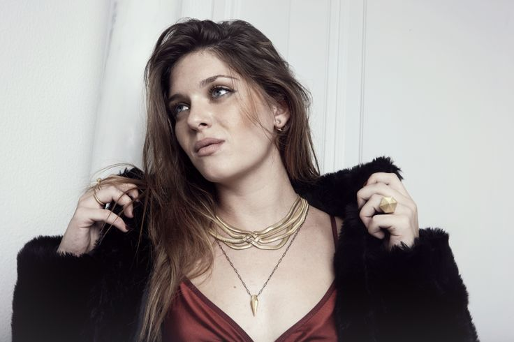 Maggoosh Jewelry - The After Party Lookbook FW13/14 - #editorial #photoshoot #jewelry.