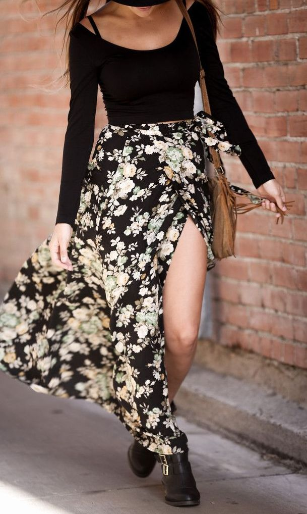 1116 best Maxi skirts/dresses images on Pinterest