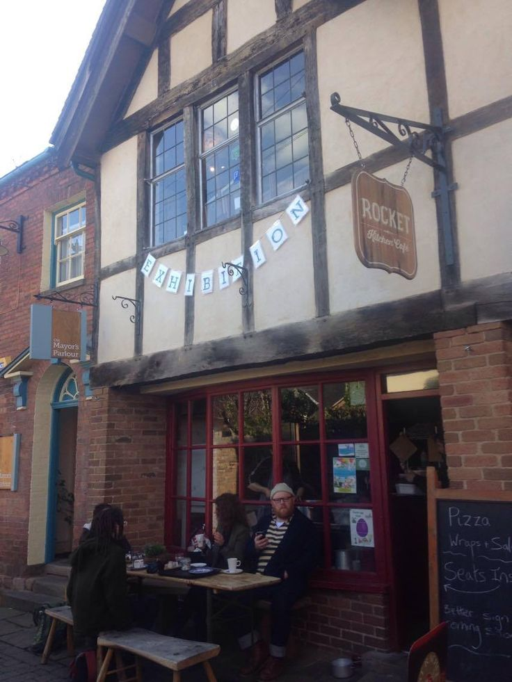 Rocket Cafe Hereford,  http://rocketkitchen.co.uk