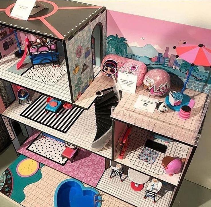 картинки кукольного домика для лол поиска запросу