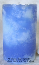 Mullberry Cloudy Sky Candle