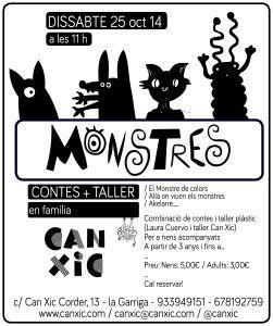 Cursos/Tallers Archives | CAN XIC // botiga-taller #contes #monstredecolors #contacontes #ambnens #dissabteambnens #dissabte a #lagarriga #voriental
