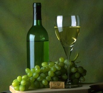 Grapes and wine. Please can you bring the cheese board?