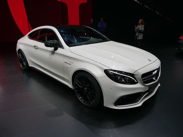 2016 Mercedes-Benz C-Class Coupe - 2015 Frankfurt Auto Show - http://www.bmwblog.com/2015/09/16/2016-mercedes-benz-c-class-coupe-2015-frankfurt-auto-show/