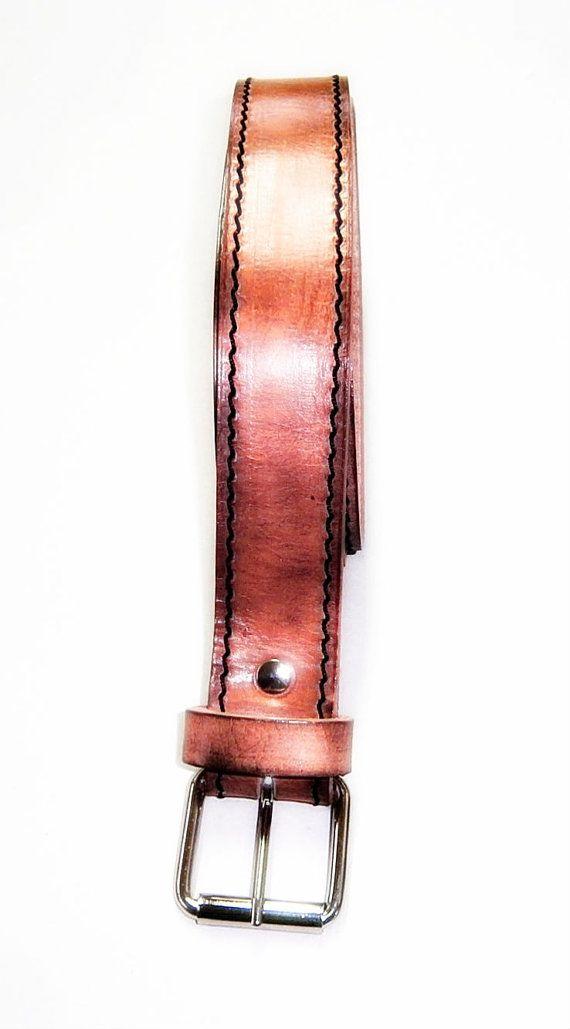 Cintura in robusto cuoio di MaxCuoio su Etsy, €29.00