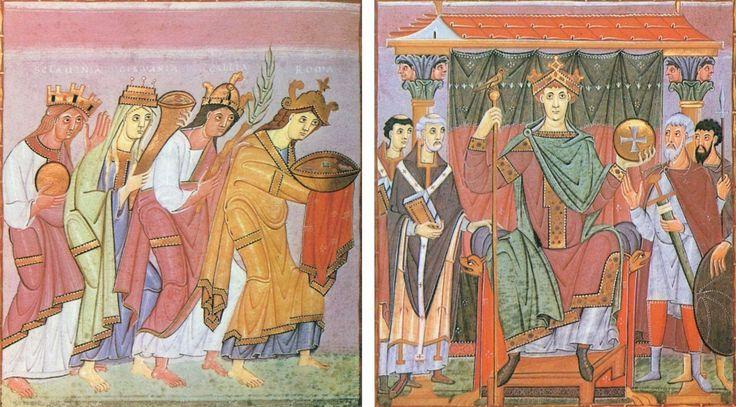 Meister der Reichenauer Schule 004 - Arte ottoniana - Wikipedia