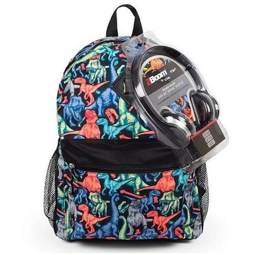 💦💦 Description: Going to and from school is cool with this kids dinosaur backpack and headphones set. $34.99 💦💦  🎓 Back To School Early Bird Specials 🇺🇸️ ADD TO CART or ADD TO WISH LIST  💦⚡Take A L👁️👁️k You May See Something You Like! Kwikibuy.com™® Official Site Always Deliver & For Free! 100% Money Back Guarantee!⚡💦  🌎 Where The Planet Shops!™®   #Ultrabook #Laptop #Computer #Tablet #Webcam #WiFi #Headphone #USB #DataHub #Charger #School #Backpack #College