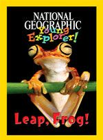 This is more than amazing! Past issues of National Geographic for kids that are read to kids on line...PLUS a very extensive teacher's guide with printables for each issue...also has free print version of the magazine! All free!