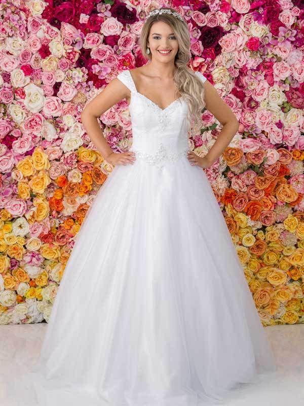 Allure Debutante Gown G235