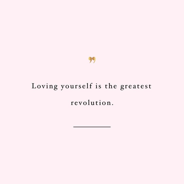 Loving yourself revolution! Browse our collection of inspirational exercise and fitness quotes and get instant weight loss and healthy lifestyle motivation. Stay focused and get fit, healthy and happy!