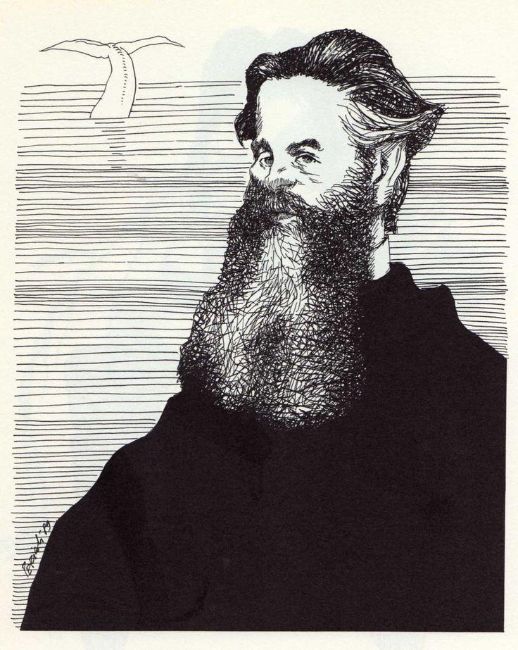 Tullio Pericoli - Herman Melville