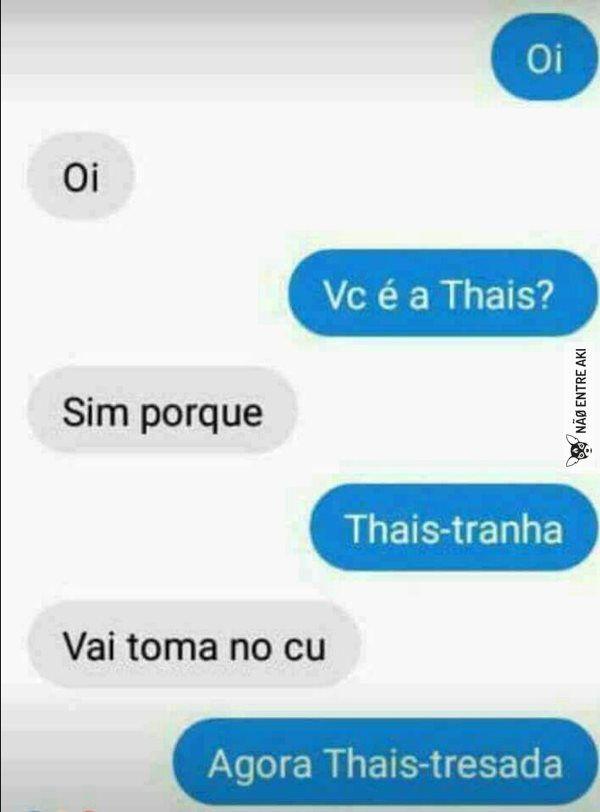 Thais-tranha