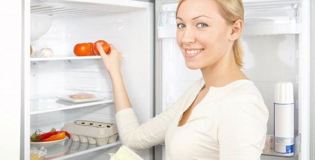 Jak przechowywać jedzenie w lodówce?