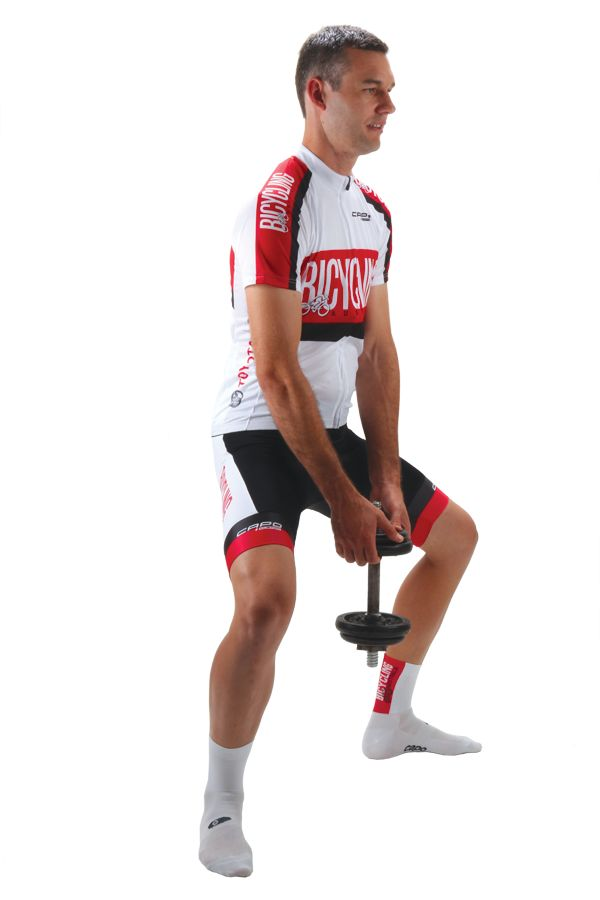 Strengthen your glutes and become a stronger rider.