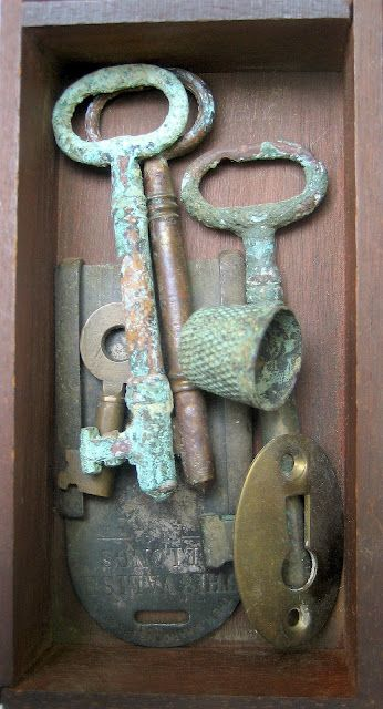 """Where there is a Key, there is yet hope.""  ― Catherynne M. Valente, The Girl Who Circumnavigated Fairyland in a Ship of Her Own Making"