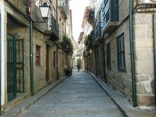 Callejeando por #Guimaraes (#Portugal).  http://www.europeosviajeros.com