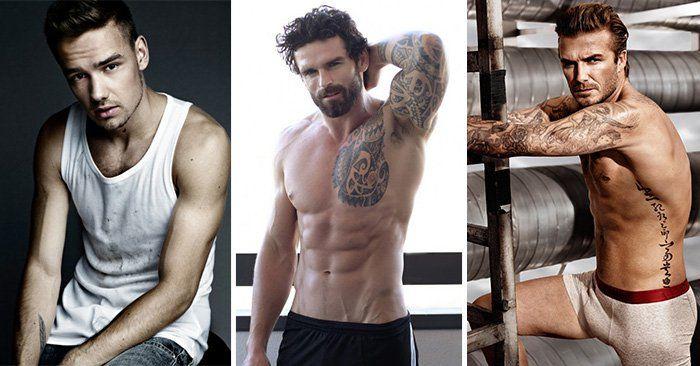 Hot 100 de attitude Magazine, seleccionó a los hombres más guapos del mundo. Lo sorprendente es que la lista fue creada por un grupo de hombres