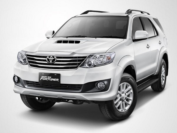 2012 Toyota Fortuner VN Turbo