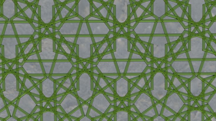 This is a continuation of my Linear Algebra series in which I break down how to generate some Islamic Art inspired patterns using Matrices and Vectors. In the previous post I showed how these patterns can be generated easily in Python using Numpy and Matplotlib. I created an initial displacement vector which was then rotated …